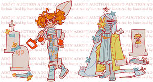 [AD11-12][CLOSED] Adopt auction