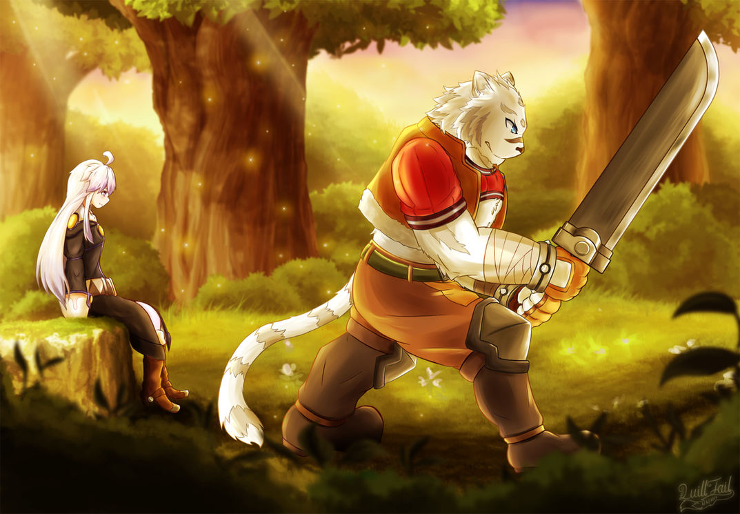 The Mercenary of 'Zero': Part 1 by Quill-Tail