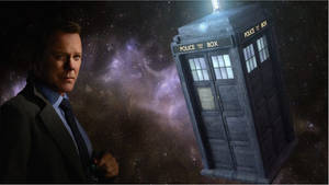 Kiefer Sutherland as The Doctor