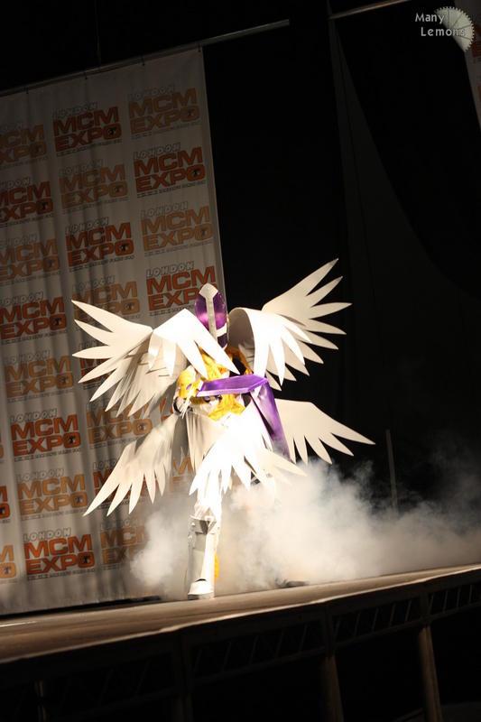 Magna Angemon costume by sedra60 on DeviantArt