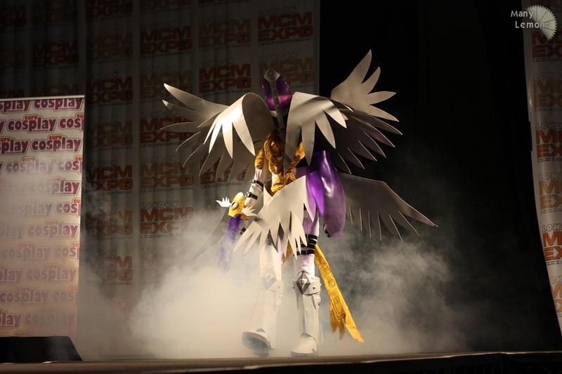 Holy Angemon costume by sedra60 on DeviantArt