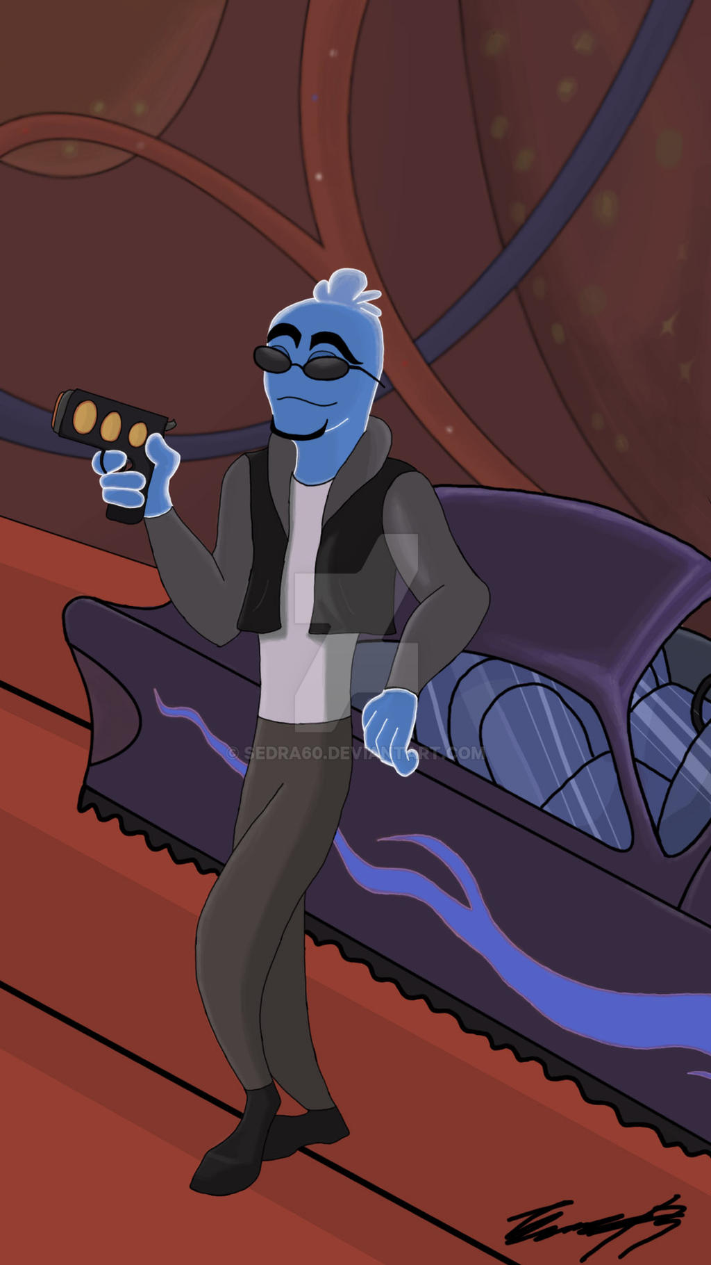Osmosis Jones Girl Osmosis Jones by Sedra60