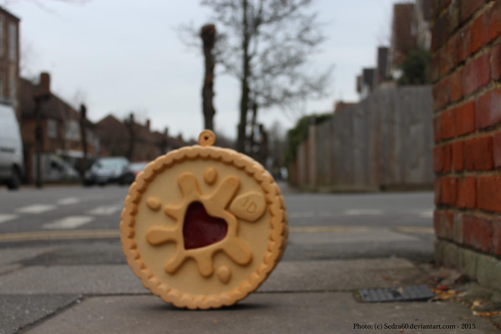 Jammie dodger scaled up 10:1 by sedra60