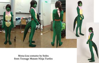 Mona-Lisa costume