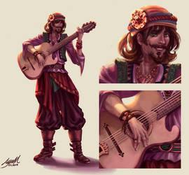 Bard Cigano by ayuttt