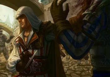 Assassin's Creed by ayuttt