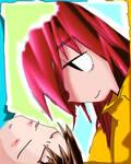 Haruka and Naota