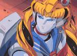 Autobot Sailor moon