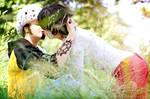 Tender Kiss   Law x Luffy V
