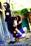 Hide and Seek   Law x Luffy XV