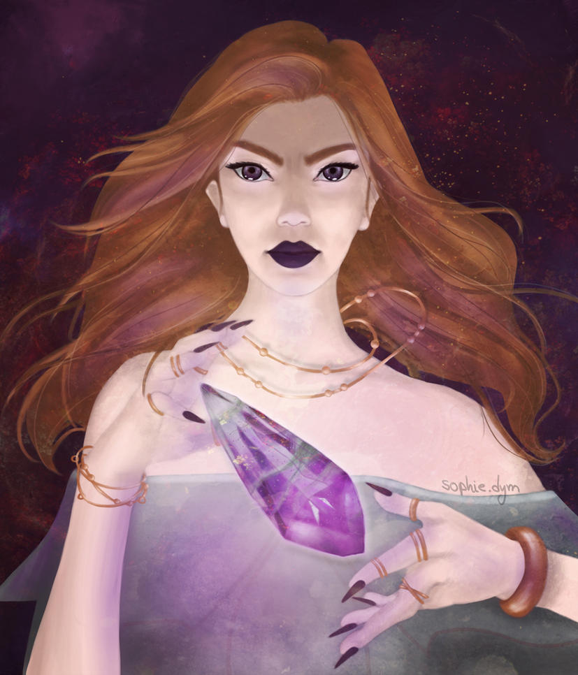 Crystallo by Sophia-Anna
