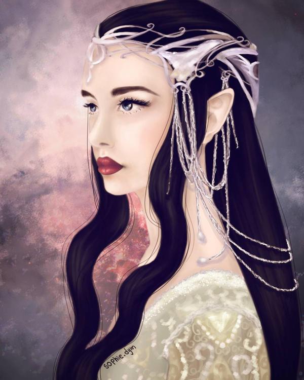 Arwen by Sophia-Anna