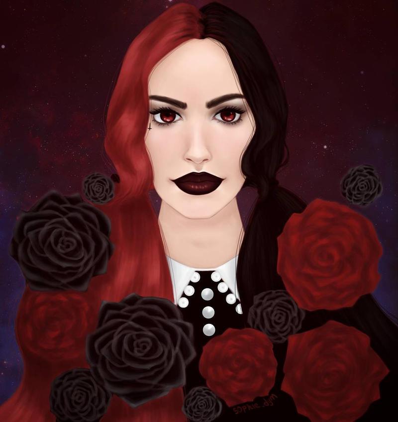 Ash by Sophia-Anna