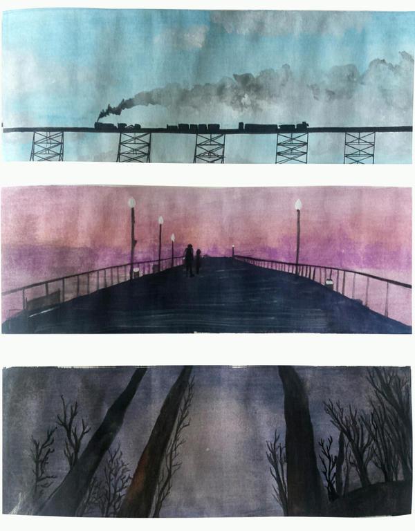 Scenes by Sophia-Anna