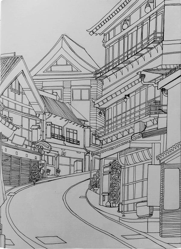 Japan by Sophia-Anna
