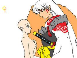 sesshomaru and you