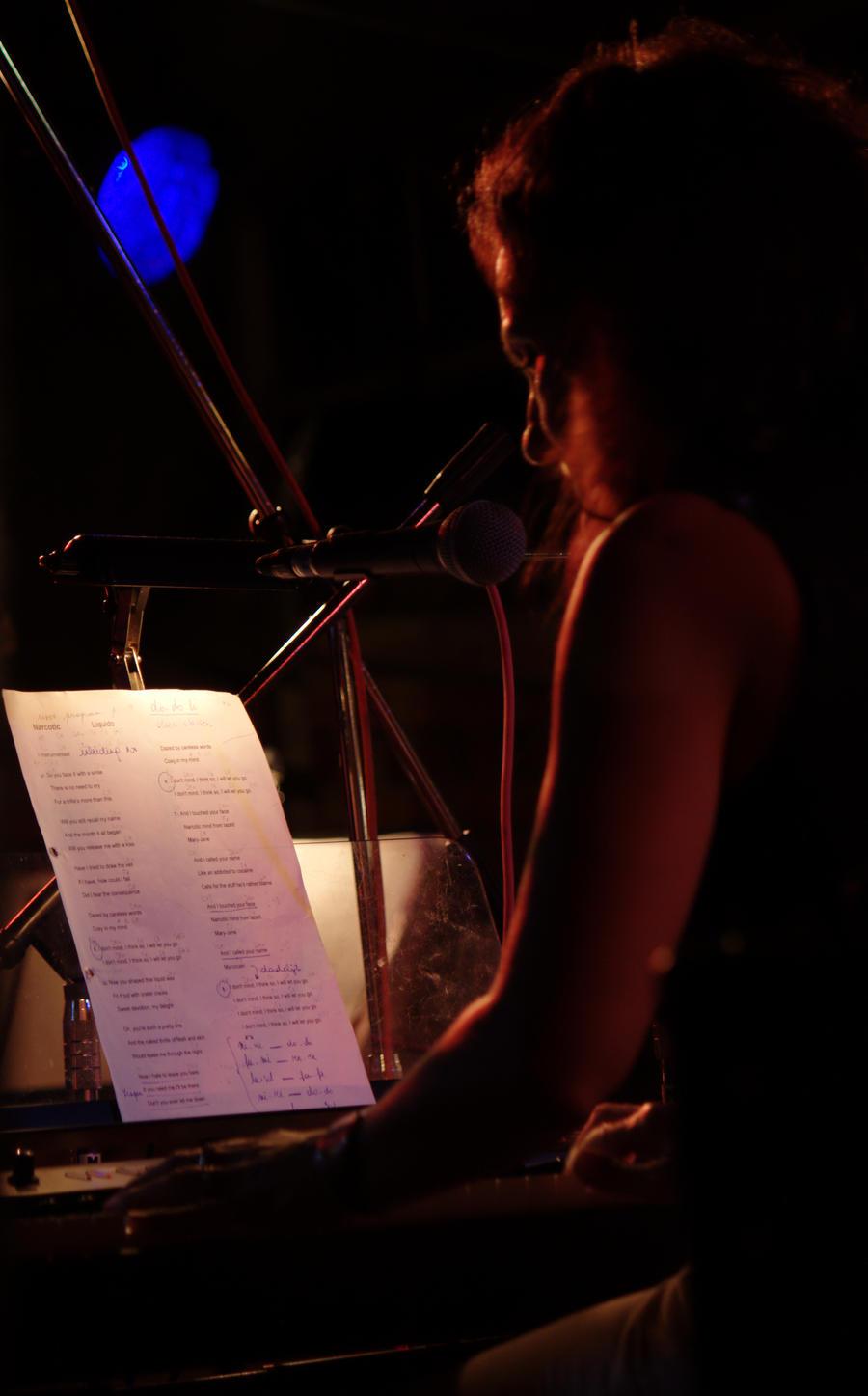 Band - Keyboard by roaldfre