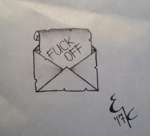 Fuck Off Letter