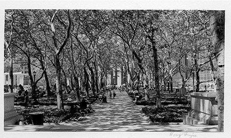 Bryant Park NYC by broslinHotel