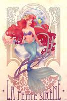 La Petite Sirene by chostopher