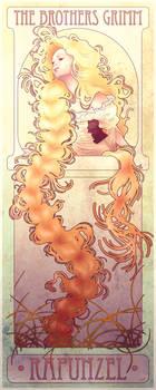 Rapunzel by chostopher