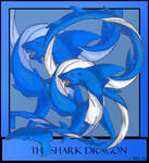 The Shark Dragon by chostopher