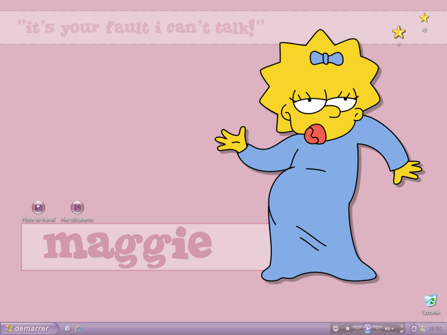 maggie simpson signature by - photo #6