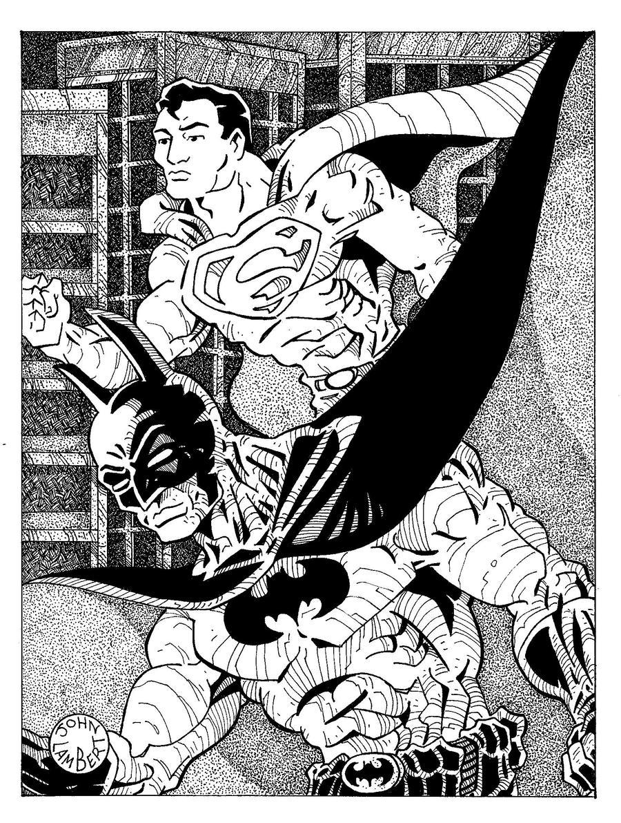 WORLDS GREATEST by Batman4art