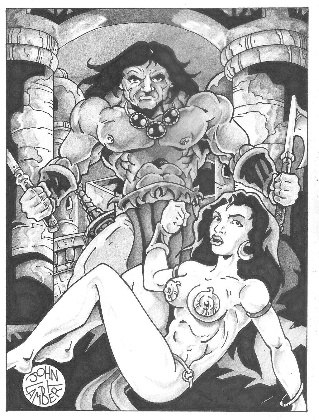 Conan 00 by Batman4art