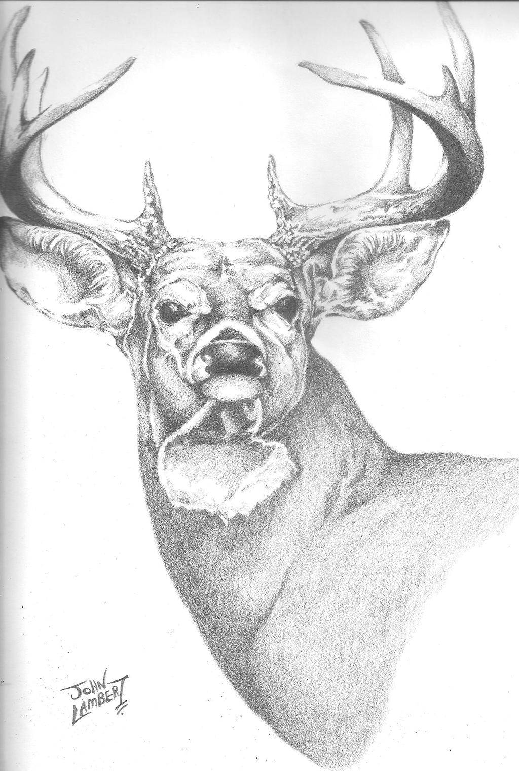 Big Buck by Batman4art
