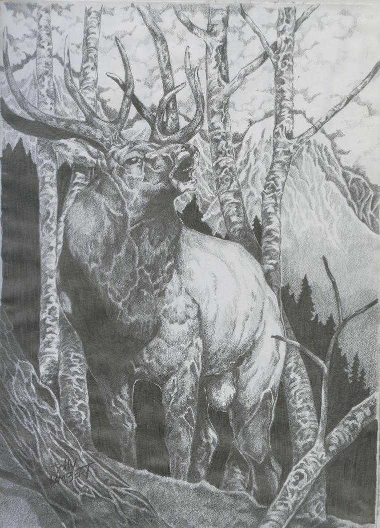 John Drawings 075 by Batman4art