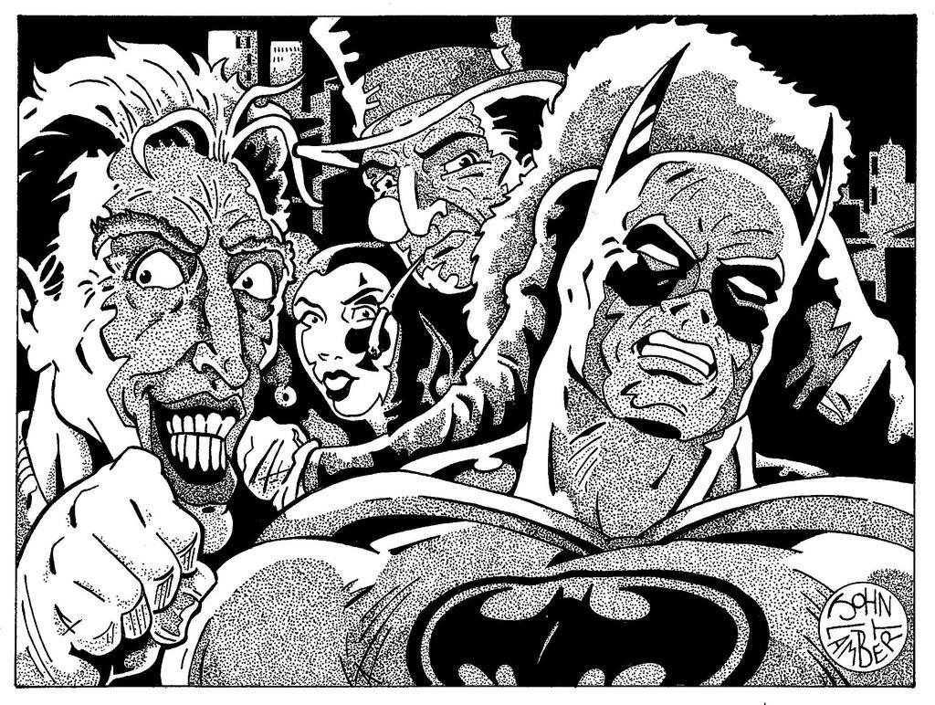 Batman by Batman4art