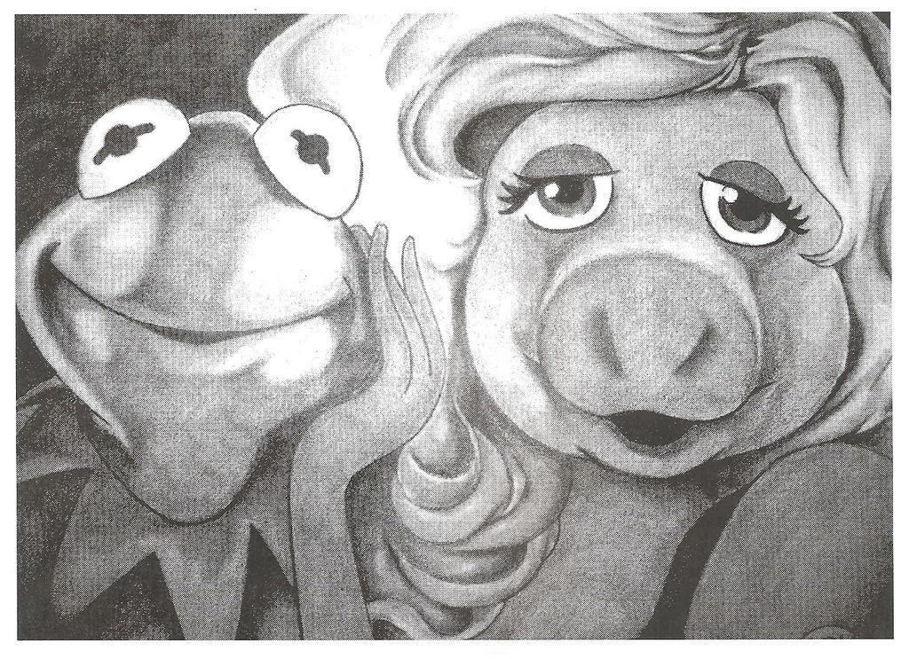 Muppets by Batman4art