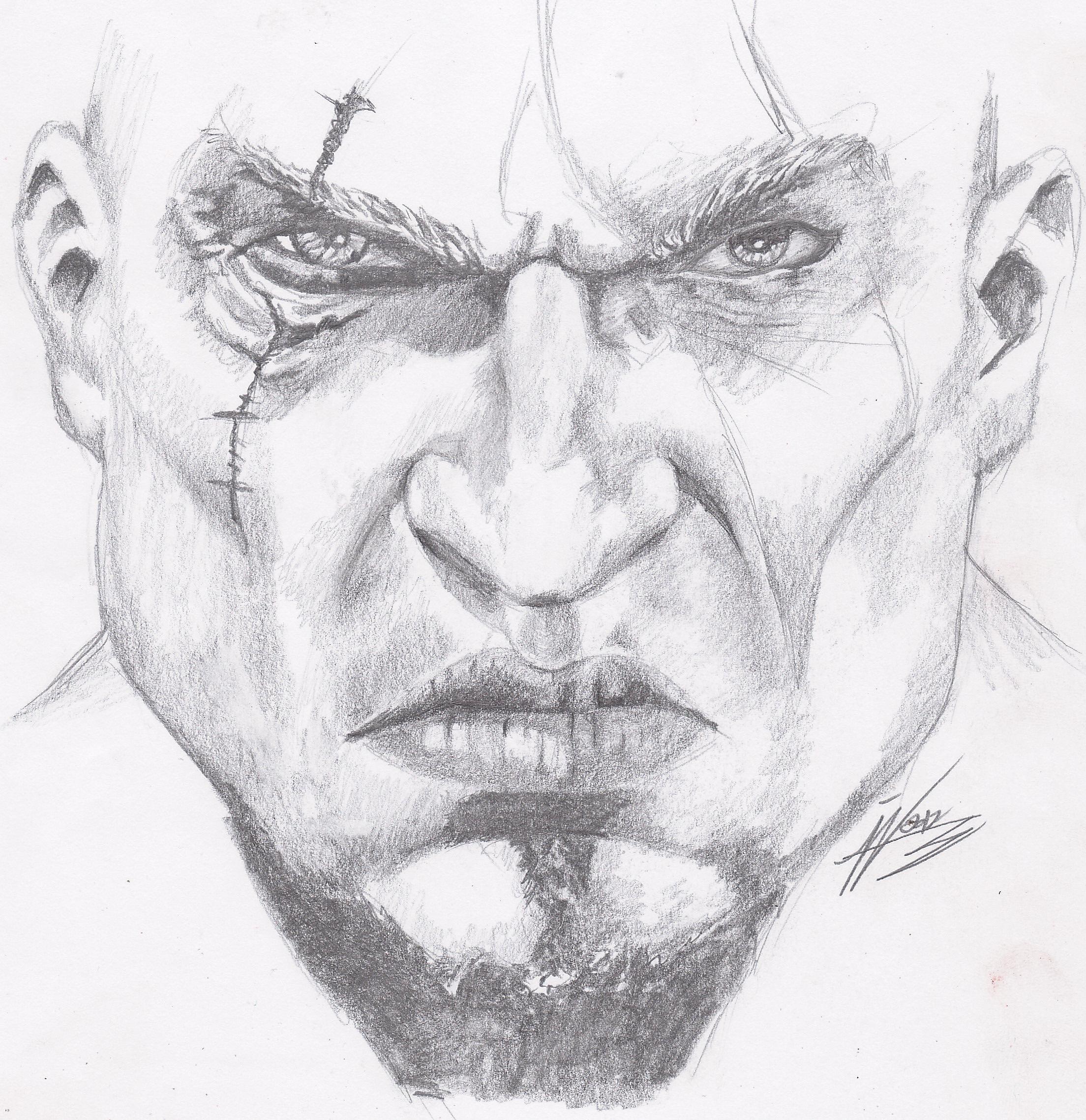 Kratos By Killerkondor On Deviantart