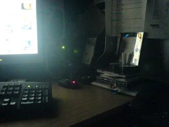 Work Desktop - KJTaits by SimonWall