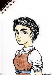 Inkaren Sketchbook 15