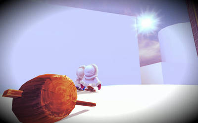 Good Ice Climbers go to Heaven by JoineTheGreat
