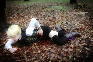 Alois - dead by KodziLi