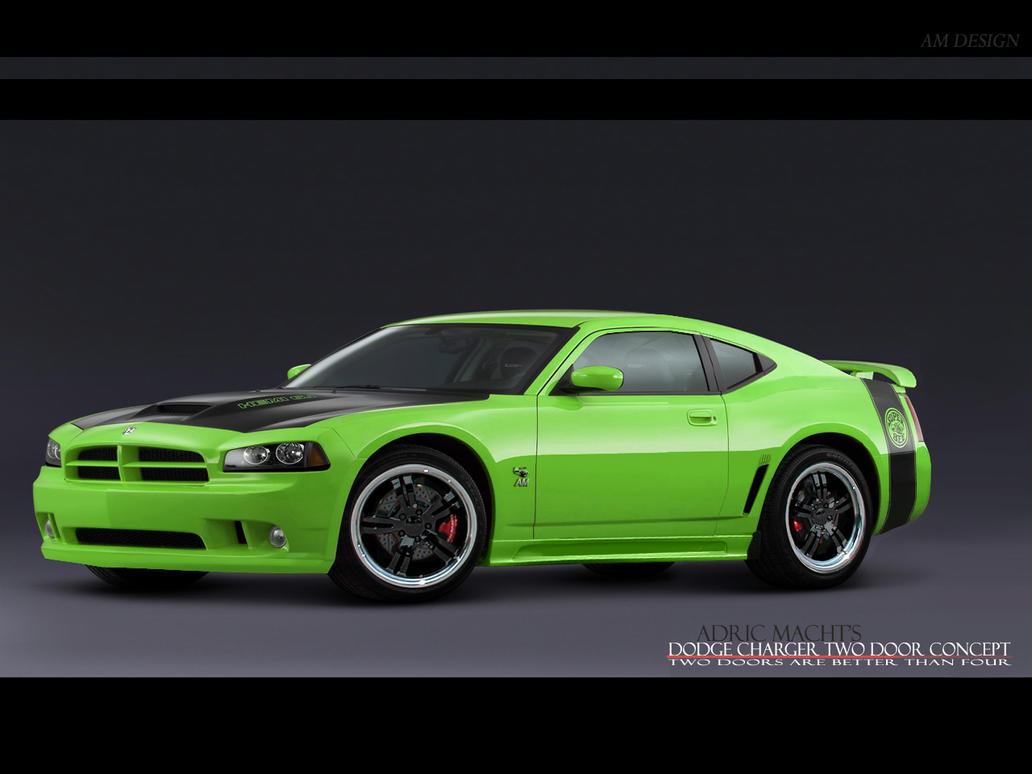 Dodge Charger Superbee Concept By Sonic On Deviantart