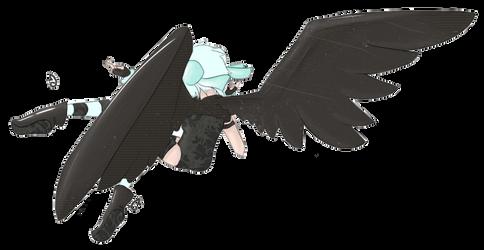Like wings. by Tartan-Paint