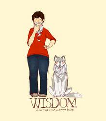 Wisdom by Lynndoodles