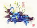 2013: Water Snake