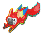 My gryphon chibified