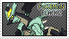 Pokemon Black 2 Stamp by Torotiel