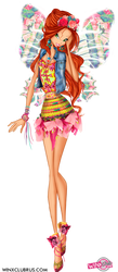 Flora Couture by WinxClubRus