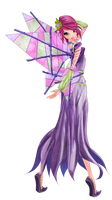 Tecna Medieval Fairy