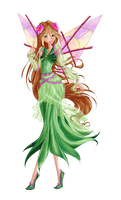 Flora Medieval Fairy
