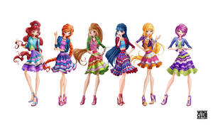 Winx Fashion Assistant