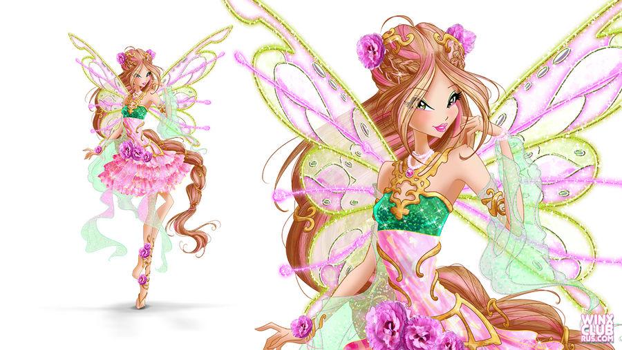 Flora Nymphix (Commission)