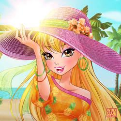 Stella Fruity Summer